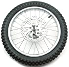 ScootsUSA 119-101-4424 MX500 Front Wheel Assembly