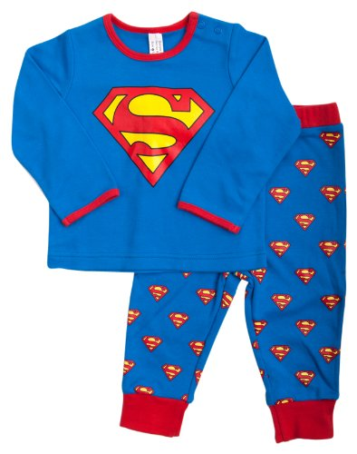 Super Baby Boys Pyjamas (Blue, 18 - 24 Months)