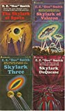 img - for The Complete Skylark (Skylark of Space, Skylark of Valeron, Skylark Three, Skylark Duquesne) book / textbook / text book