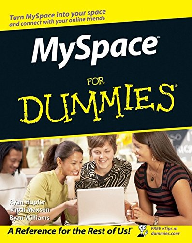 myspace-for-dummies