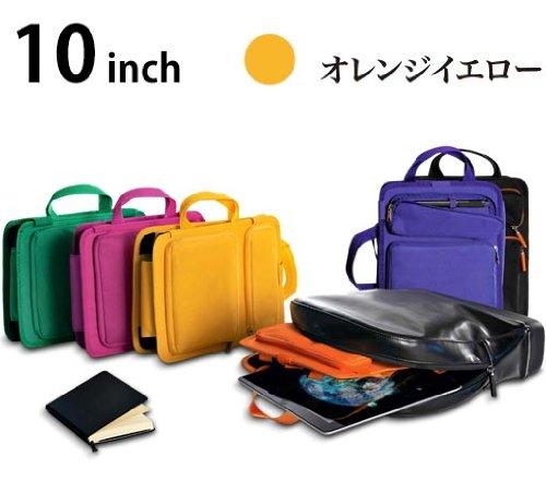 ★モレスキン(MOLESKINE)★トラベリングコレクション☆バッグオーガナイザー /タブレット 10インチ/オレンジイエローET31SP10M2