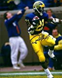 Desmond Howard Heisman Autographed Signed Michigan 8x10 Photo - COA - (Mint Condition)