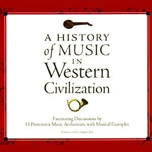 A History of Music in Western Civilization | [various]
