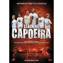 Learning Capoeira Methodology For Children And Beginners
