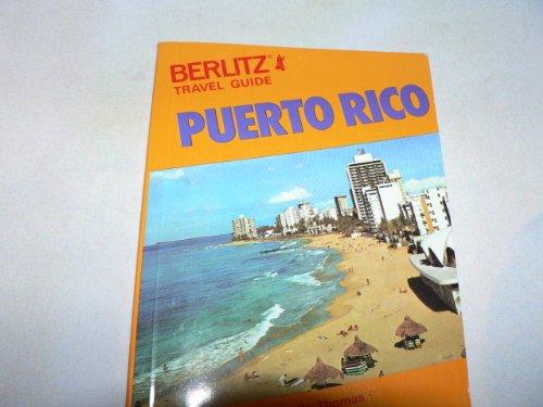 Berlitz Travel Guide to Puerto Rico
