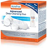 AcneFree Advanced Cleansing Duo, 4 Ounce