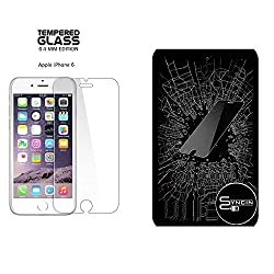 Syncin HD Tempered Glass Screen Protector iPhone 6