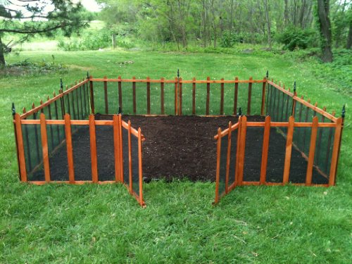 Terra Garden Fence GF 4 Protect Beautify 32 Feet Of