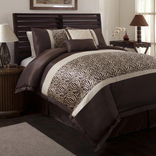 Full Size Zebra Comforter