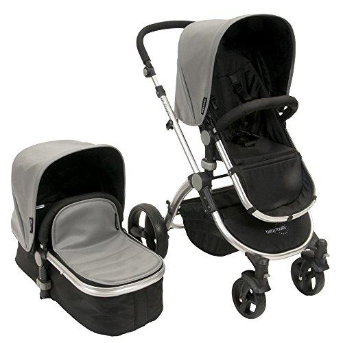babyroues Letour Lux II Stroller, Grey - 1