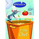 Little Chef (Deluxe Coloring Book) (Ratatouille Movie Tie In) ~ Golden Books