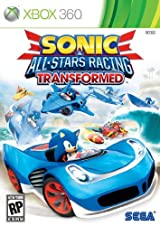 Sonic and All-Stars Racing Transformed Bonus Edition XBox 360
