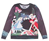 Disney Alice In Wonderland Croquet Pullover Top