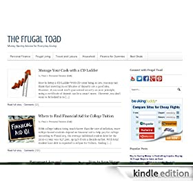 The Frugal Toad