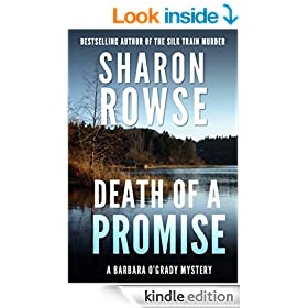 Death of a Promise (Barbara O'Grady Mysteries Book 3)