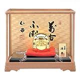 竹中銅器 148-11 置物「和風」 開運ダルマ 7147aj 竹中銅器