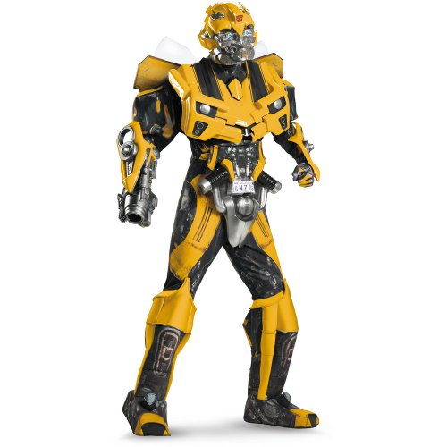 Transformers 3 Dark Of The Moon Movie-Bumblebee 3D Theatrical W/ Vacuform