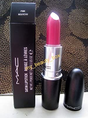 Best Cheap Deal for MAC Satin Lipstick ~Pink Nouveau~ Nib, Always Authentic from Jubujub - Free 2 Day Shipping Available