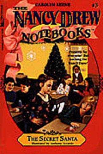 The Secret Santa (Nancy Drew Notebooks)