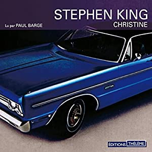 Christine | Livre audio