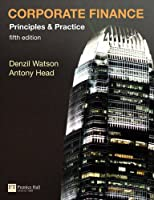 Corporate Finance Principles and Practice, 5th Edition