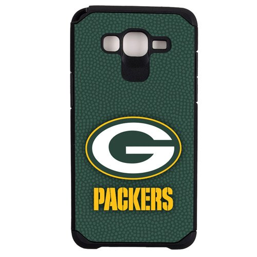 Green Bay Packers Samsung Galaxy Grand Prime G530 Pebble Grain Feel Case NFL Green from Get Smart