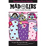Sleepover Party Mad Libs, versión inglés, pasta suave