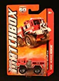 BLAZE BLASTER (RED) * MBX HEROIC RESCUE * 60th Anniversary Matchbox 2013 Basic Die-Cast Vehicle (#3 of 120)