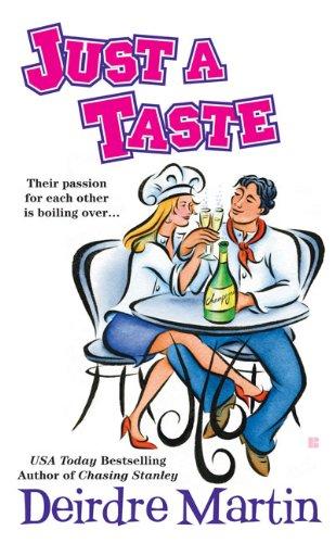 Image of Just a Taste (New York Blades)