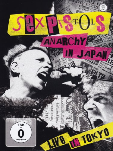 Sex Pistols - Anarchy in Japan - Live in Tokyo