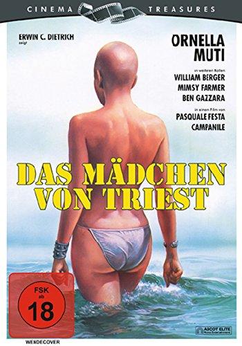 Das Mädchen von Triest - Ungeschnittene Langfassung (Cinema Treasures)