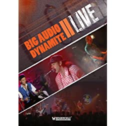 Big Audio Dynamite II - Live in Concert
