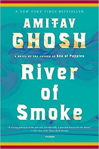 River of Smoke price comparison at Flipkart, Amazon, Crossword, Uread, Bookadda, Landmark, Homeshop18