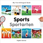 My First Bilingual Book - Sports: Eng...