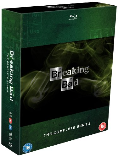 Breaking_Bad_(TV_Series) [Reino Unido] [Blu-ray]