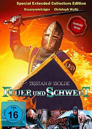Christoph Waltz - Feuer und Schwert - Die Legende von Tristan und Isolde - 2 DVD Special Edition [2 DVDs]