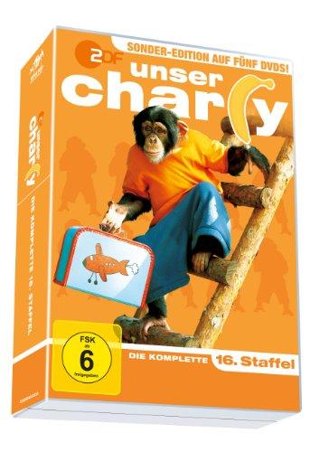 Unser Charly - Die komplette 16. Staffel [5 DVDs]