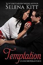 Temptation (New Adult Romance) (Under Mr. Nolan's Bed Book 1)
