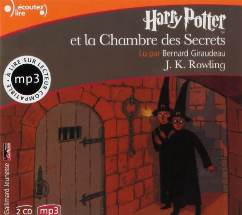 Harry potter et la chambre des secrets mp3 cd by j k - Harry potter et la chambre des secrets pc ...