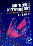Intermediate Microeconomics: A Modern Approach (Norton international student edition) (0393969983) by Varian, Hal R.