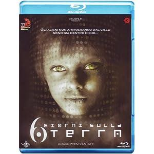 6 giorni sulla Terra [Blu-ray] [Import italien]