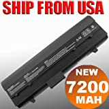 9 Cell, 7200mAh,11.10V, Li-ion, Replacement Laptop Battery for DELL Inspiron 630m, Inspiron 640m, Inspiron E1405, XPS M140(fits selected models only), Compatible Part Numbers: 312-0373, 312-0450, 312-0451, 451-10284, 451-10285, 451-10351, C9551, DH074, RC107, TC023, Y9943