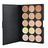 Pure Vie® Professional 15 Colors Cream Concealer Camouflage Makeup Palette Contouring Kit #2