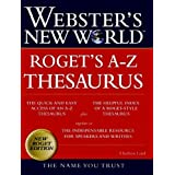 Webster's New World Thesaurus ~ Charlton Laird