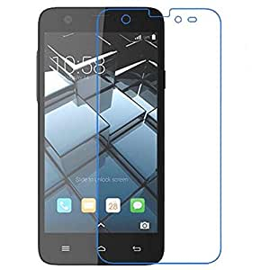 SNOOGG Pack 3 Infocus M530Full Body Tempered Glass Screen Protector [ Full Body Edge to Edge ] [ Anti Scratch ] [ 2.5D Round Edge] [HD View] - White