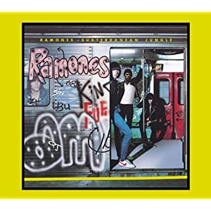 Ramones -  Subterranean Jungle