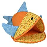 Kookamunga Funky Fish Cat Bed