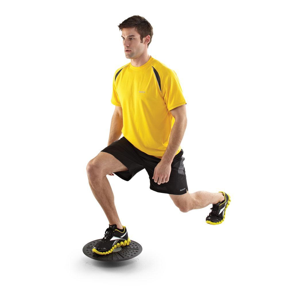 B Board Balance Your Workout: Amazon.com: Fitness Non-slip 25 Dia Plastic Balance Board