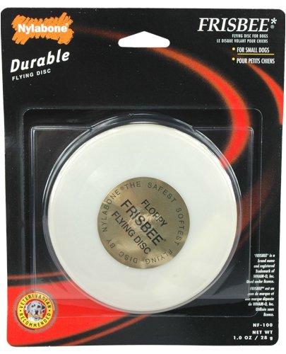 Nylabone Frisbee – Durable Flying Disc 4 1/2″
