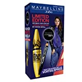 Maybelline Colossal Volum'Express Mascara Jade Fashion Hero and Master Smoky Eye Liner